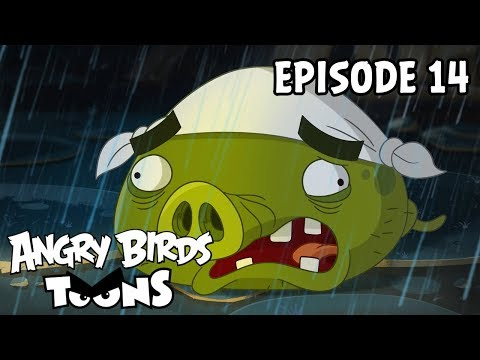 Angry Birds Toons | Not Without My Helmet - S2 Ep14