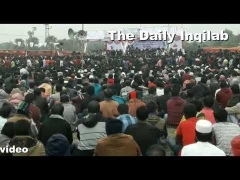 এক মাঘে শীত যায় না: কুমিল্লায় পুলিশের উদ্দেশ্যে বঙ্গবীর