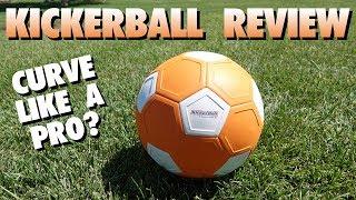 KickerBall Review: Kick Curve Balls Like a Pro?