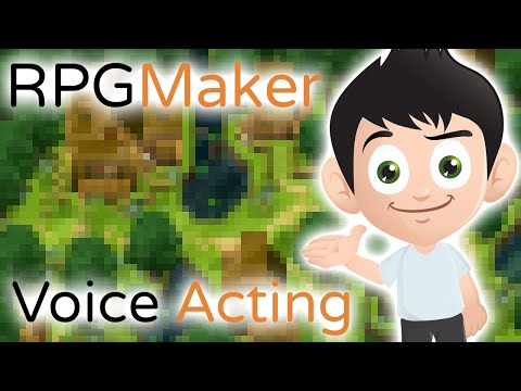 Voice Acting Tutorial   RPG Maker VX Ace