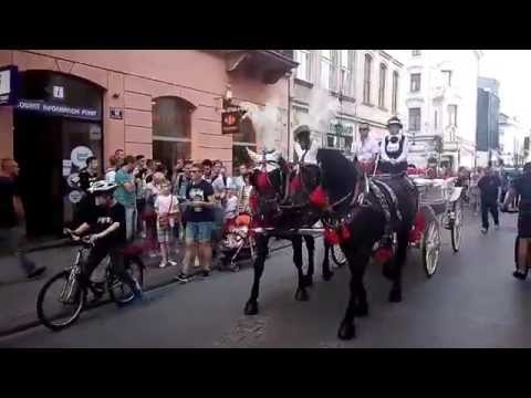 Horse and Carriage Tours in Krakow. Part # 1
