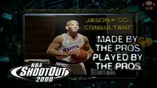 NBA ShootOut 2000 (Playstation): Intro