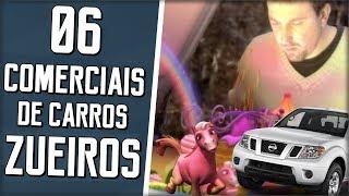 6 COMERCIAIS DE CARROS QUE PROVOCARAM OUTRAS MARCAS [2] #TRETA | Canal KMBR