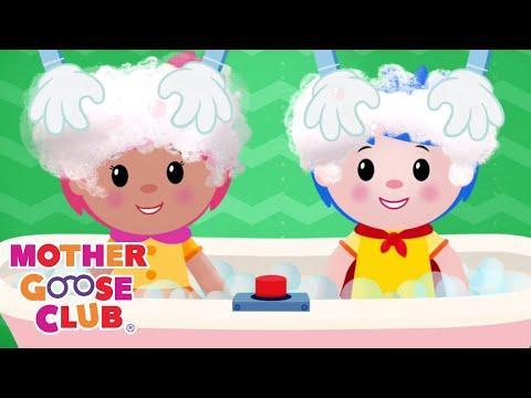 Scrub-a-Dub-Dub | Fun Bath Song | Mother Goose Club Songs for Children