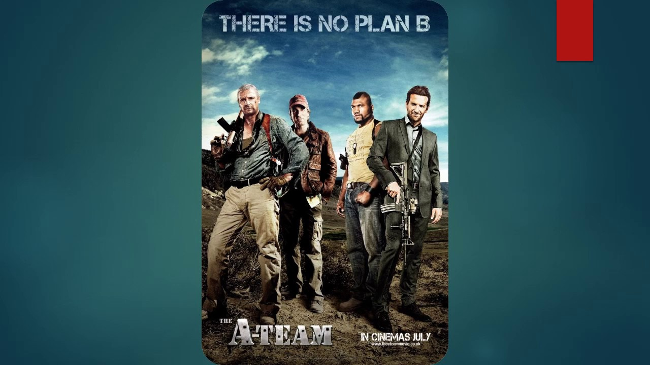 movie the a team download