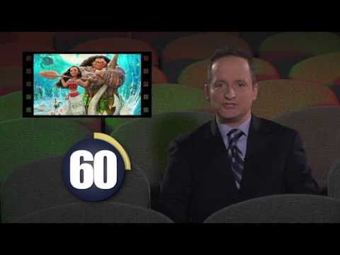 REEL FAITH 60 Second Review of MOANA