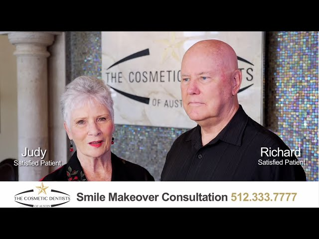 The Cosmetic Dentists of Austin - Judy's Story