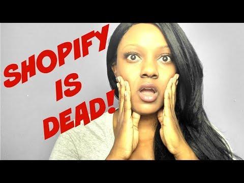 Shopify is DEAD!