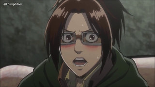 Video Hange gets excited after talking to Eren in his titan form - Attack on Titan Season 2 Episode 7 [HD] download MP3, 3GP, MP4, WEBM, AVI, FLV Mei 2018