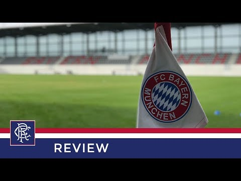 REVIEW   Youth   Bayern 1-2 Rangers