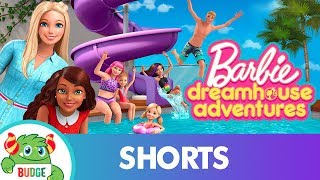 Barbie Dreamhouse Adventures | Pool Party!