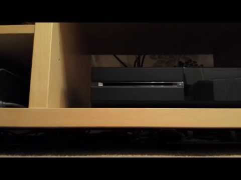 Xbox One - Disc Eject Sounds
