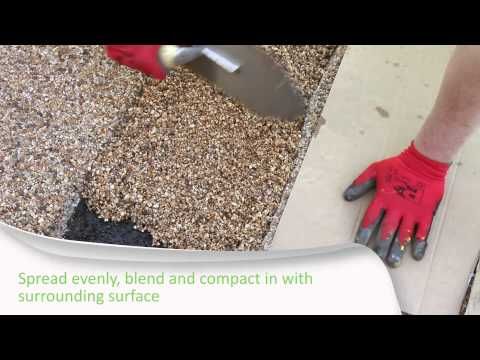 Resin Aggregate Patch Repair PatchBound