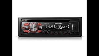 Pioneer DEH 2400UB Замена гнезда USB