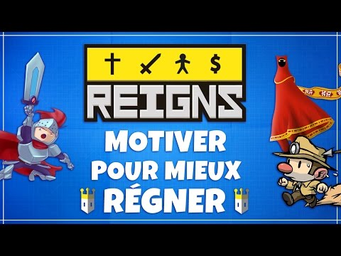 Game Anatomy - Comment Reigns motive à rejouer ?