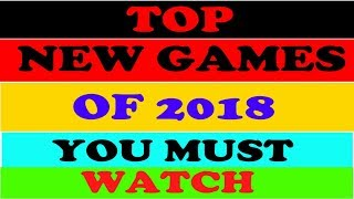 TOP 20 NEW OFFLINE AND ONLINE Android  GAMES OF 2018 WITH HD GREAT Graphics [ Hindi/Urdu]