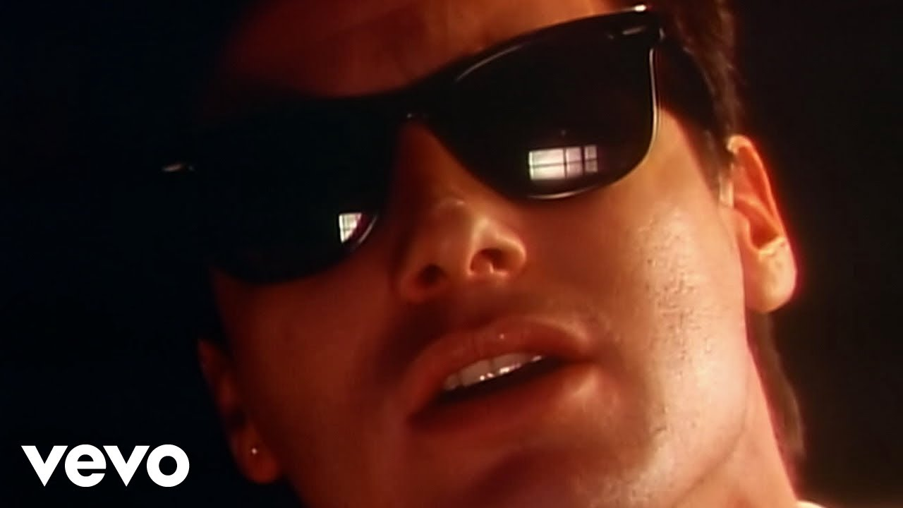 Corey Hart - Sunglasses At Night (Official Video)