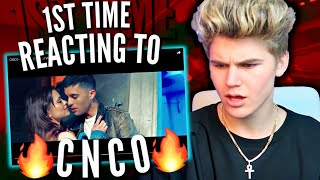 White Kid Reacts To Cnco Pretend **first Ever Reaction** 2019