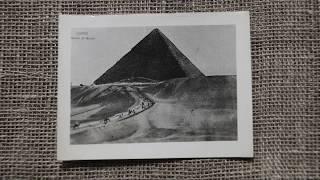 Египет старинные фото - СТАРЫЕ ФОТО СФИНКС КАИР ПИРАМИДЫ / Egypt vintage photo - OLD PHOTOS SPHINX