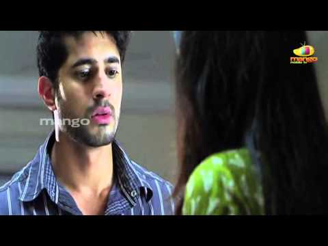 Nikitha breaking up with Aravind  - Its My Love Story Movie Scenes