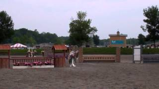 Prince of Hearts & Madison Mullins - Third Low Hunter - HITS Saugerties - August 1, 2013