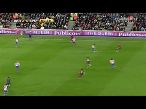 Daniel Alves 2008/2009 all Goals & Skills - FC Barcelona (Fan Made)