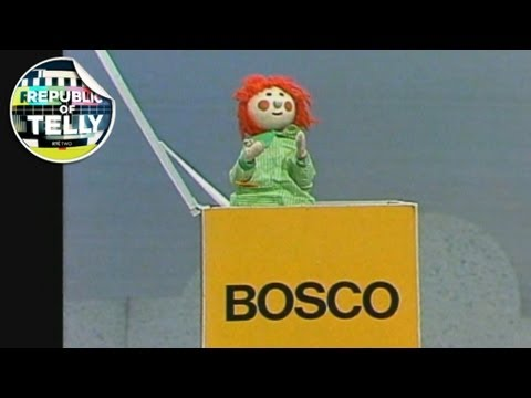 Republic Of Telly - Bosco TV Section