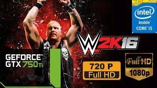 W2k16 - GTX 750Ti - GamePlay  - 1080p - 720p