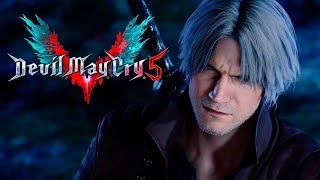 Devil May Cry 5 - Official Dante Gameplay Trailer (TGS 2018)