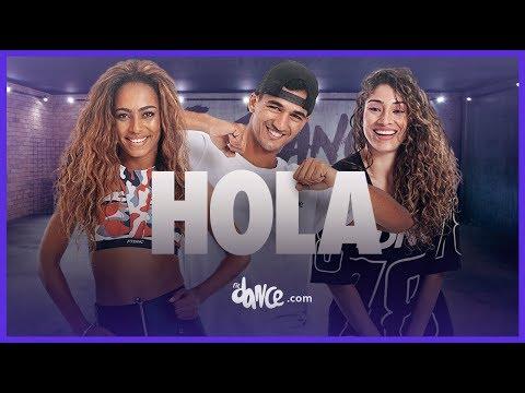 Hola - Zion & Lennox | FitDance Life (Coreografía) Dance Video