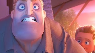 Incredible 2 - Mr Incredible Best Moments