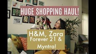 HUGE SHOPPING HAUL! Fashion, Beauty & Makeup! | Komal Pandey