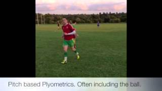 S&C Training for a Gaelic Football player