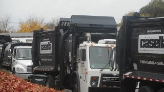 Casella Waste Services 31082 ~  (Brand New) Mack LEU McNeilus ZR ASL on Recycle