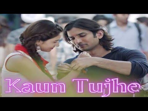 tribute-to-sushant-singh-rajput-|-kaun-tujhe-|-ms-dhoni-|-rip-srs-|-prakriti's-concert|