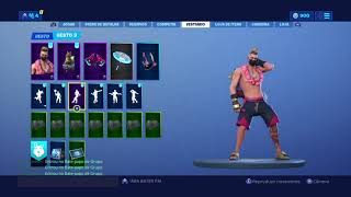 New!!!! Summer Drift skin doing some of Fortnite best dances (Billy Bounce, Smooth Moves...)