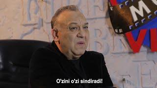 Mirzabek Xolmedov - Erkak kishi o'zini o'zi sindiradi!