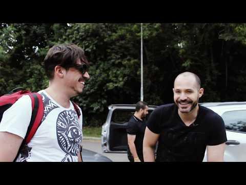 """Vlog Arte Pura / Ep. 012 - Cesar Santos """"Um dia, três shows e muitos amigos"""""""