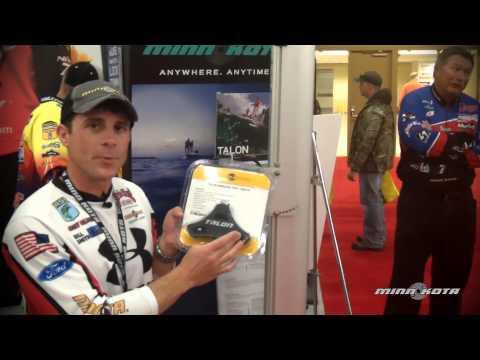 Pro Staff Chats - Jamey Caldwell on Talon Foot Switch