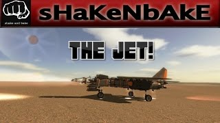 *SHAKE PLAYS* Homebrew Vehicle Sandbox- THE JET! [1080]