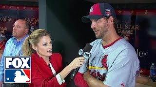 Adam Wainwright sorry about Derek Jeter joke - MLB All-Star Game 2014