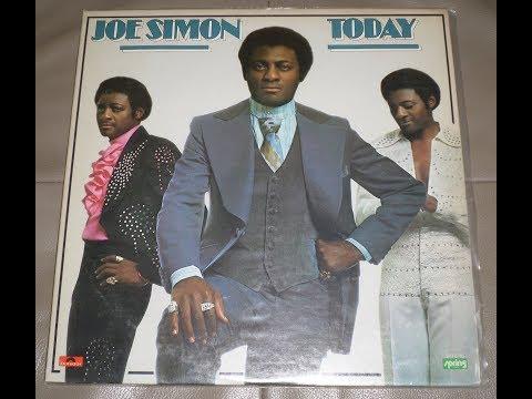 Joe Simon - I'll Take Care  Of You