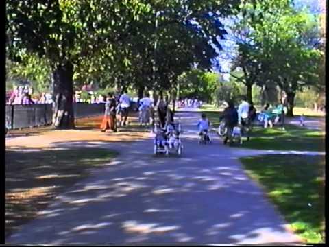 Chestnut Walk, Tooting Bec Common