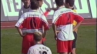 Fortuna Köln  -  FC Köln   Saison 1999/2000    4-1