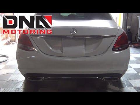 DNA Motoring 12-14 Mercedes Benz C-Class Tail Lights Installation