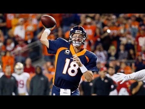Peyton Manning 2014 season highlights
