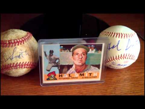 We Meet Hal Smith The Famous MLB Player from Baseballs Golden Age
