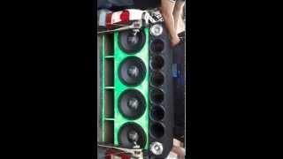 Snake Cobra 12 5k + Soundigital 5k + Driver Snake SD145 +