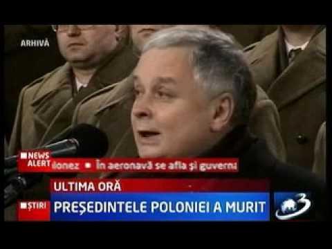 biografia presedintelui Lech Kaczynski