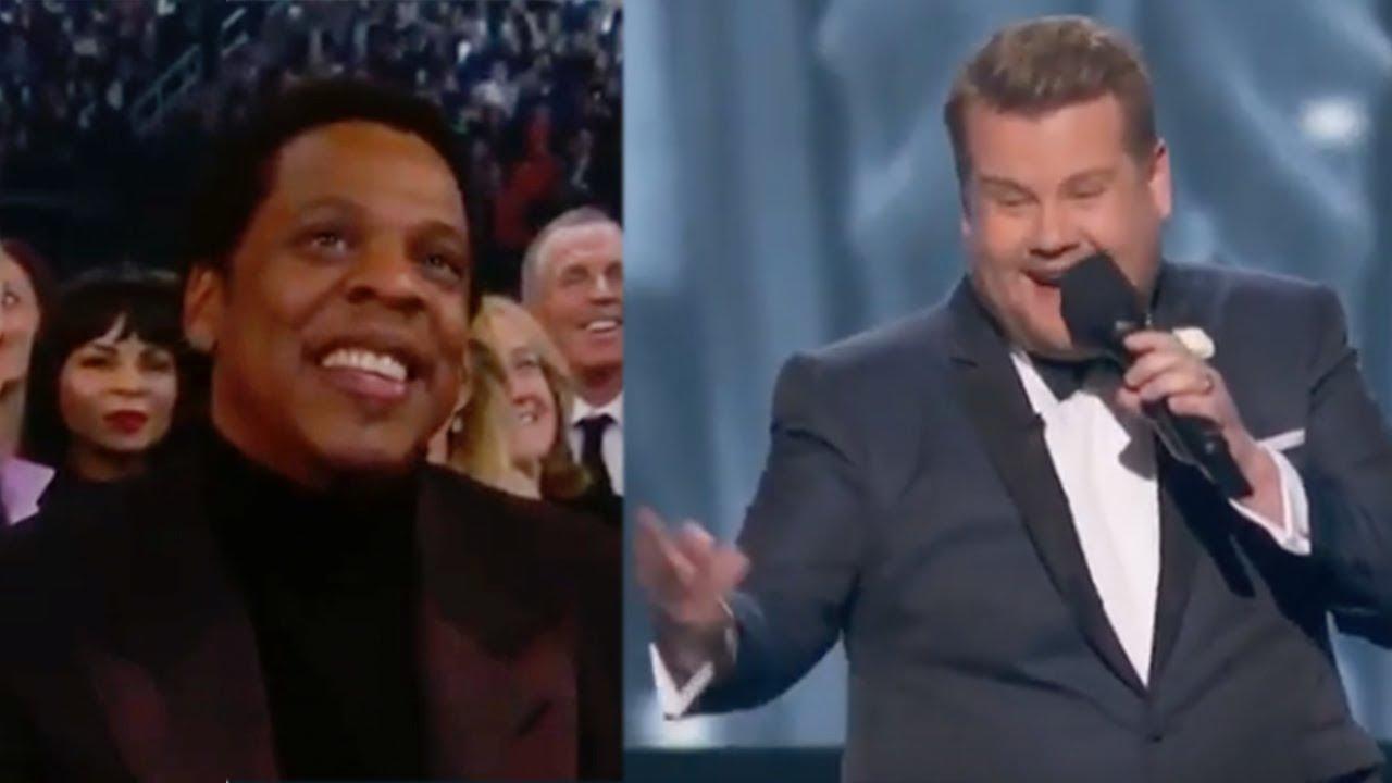 James Corden Does a Hilarious Beyoncé in Lemonade' Parody pics